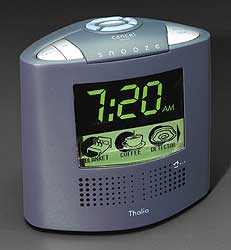 Thalia HLT Alarm Clock - smart appliances